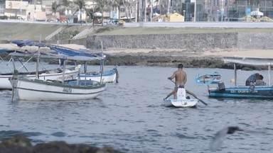 Confira a crônica de um dia qualquer no Rio Vermelho - Confira a crônica de um dia qualquer no Rio Vermelho