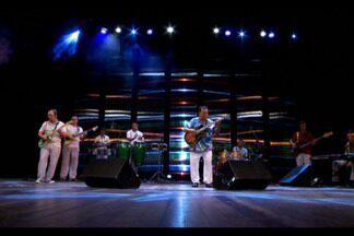 O gosto da música passou de Mestre Vieira para os seus filhos - Todos os filhos do Mestre da Guitarrada fazem parte do grupo musical que criado pelo pai