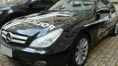 Polícia Civil vai usar carro de luxo apreendido no RS - Veículo é blindado.