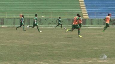 Bahia de Feira enfrenta o Vitória da Conquista neste sábado (24), pelo Campeonato Baiano - O time está disputando uma vaga no G4.