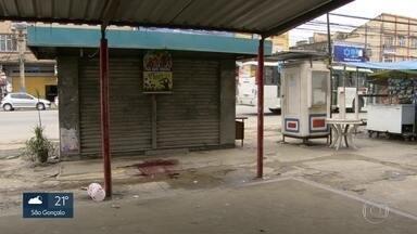 Duas pessoas morreram e cinco ficaram feridas num tiroteio, em Cascadura - O tiroteio foi ontem à noite, num bar. A polícia procura imagens de câmeras de segurança que ajudem a esclarecer o crime