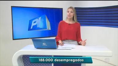 Desemprego cresce no Piauí, de acordo com pesquisa do IBGE - Desemprego cresce no Piauí, de acordo com pesquisa do IBGE