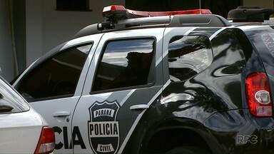 Policial militar e agente penitenciário de Londrina são presos em Cascavel - Eles foram flagrados fazendo escola de carga de contrabando.