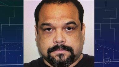 Maior traficante de armas para o Brasil é preso nos EUA - Frederik Barbieri é suspeito de fornecer fuzis para quadrilhas do Rio. Ministério da Justiça pediu a extradição dele para o Brasil.