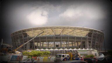 'Operação Cartão Vermelho': PF investiga superfaturamento nas obras da Arena Fonte Nova - O ex-governador e atual secretário de Desenvolvimento da Bahia, Jaques Wagner, teria recebido R$ 82 milhões entre 2006 e 2014, das construtoras Odebrecht e OAS.