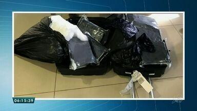 Mais de 25kg de droga são apreendidos pela Polícia Federal na última semana em Fortaleza - Todas as 3 apreensões ocorreram no aeroporto. Saiba mais em g1.com.br/ce