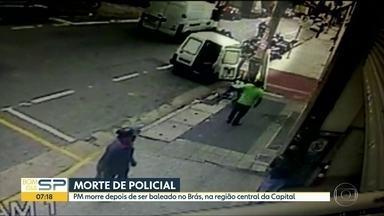 Bom Dia São Paulo - Edição de Segunda-Feira 27/02/2018 - Bombeiros buscam criança em córrego da Zona Leste de São Paulo. PM é baleado em tentativa de assalto e morre no Centro de SP.