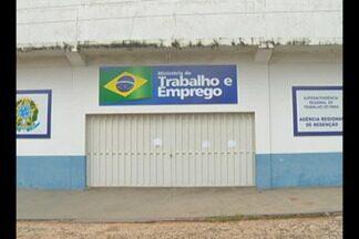 Agência do trabalho de Redenção vai ficar fechada por 15 dias, após operação da PF - Prendeu servidores suspeitos de fraudar o seguro desemprego na semana passada.