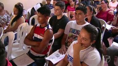 Mais de 300 alunos iniciam as aulas ofertadas pelo Ceeja em Santarém - Centro Educacional de Jovens e Adultos oferta cursos para quem quer concluir os ensinos fundamental e médio.