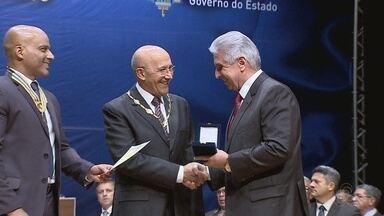 Governo de Rondônia entrega Medalha do Mérito Marechal Rondon a personalidades do estado - Cerca de 30 pessoas foram homenageadas.