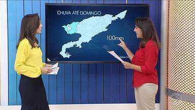 Combinação calor e umidade deixa dia carregado com chuva a qualquer hora no Sul do RJ - Confira mais detalhes sobre o clima na Previsão do Tempo.