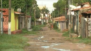 Problemas de infraestrutura são motivos de reclamação em bairro de São José de Ribamar - Moradores do bairro Jardim Tropical reclamam das péssimas condições em ruas e avenidas do local.