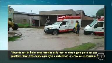 Confira os destaques da participação de telespectadores no Jornal Tapajós - Envie fotos e vídeos para a produção da TV Tapajós.
