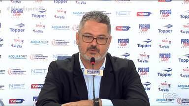 Rogério Micale assume o Paraná Clube com grandes desafios pela frente - Treinador chega para dar mais consistência à equipe que só conquistou uma vitória na temporada