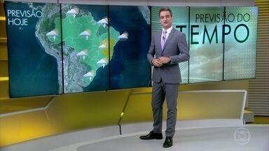 Veja a previsão do tempo desta quarta-feira (28) para todo o Brasil - Veja a previsão do tempo desta quarta-feira (28) para todo o Brasil
