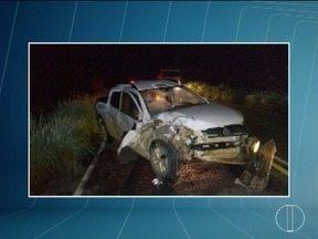 Veículo bate na traseira de carro de boi e adolescente morre em Icaraí de Minas - Um homem de 43 anos e a irmã da vítima, de 12, também estavam no carro de boi e foram levados ao hospital da região.