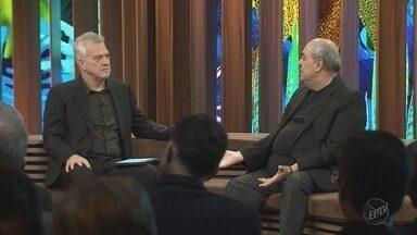 Executivos das emissoras da Rede Globo participam de encontro em São Paulo - Eles debateram os desafios da comunicação no Brasil.