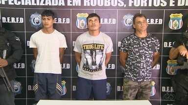 Piratas suspeitos em mortes de missionários no Rio Negro são presos em Manaus - Vítimas foram obrigadas a pular de embarcação durante ação dos criminosos.