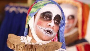 Grupo teatral Boca de Cena fala sobre espetáculo - Os atores do grupo teatral Boca de Cena passaram pelo programa e mostraram um pouco seu trabalho, que é fruto de um projeto artístico e cultural.