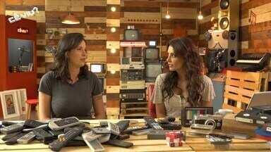 Reveja: Cecília Ribeiro bate-papo com Taty Ferreira, do Acidez Feminina - Programa foi ao ar neste sábado (3) na TV Integração