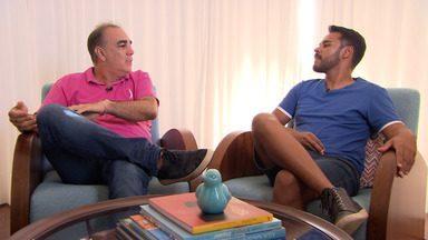 Sérgio Machado, diretor de 'A Luta do Século', fala da rivalidade de Todo Duro e Holyfield - Sérgio Machado, diretor de 'A Luta do Século', fala da rivalidade de Todo Duro e Holyfield