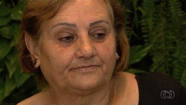 Dez anos distantes, mulher sonha em reencontrar filha com câncer que mora na Europa - Ela afirma que não tem condições de viajar para conhecer a filha e os netos.