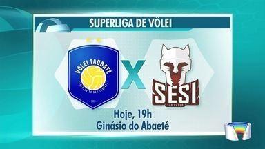 Final de semana tem futebol, basquete e vôlei - Times da região se enfrentam neste sábado e domingo.