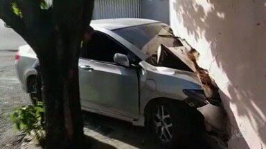 Mulher encontra bandido que roubou seu carro nas redes sociais - Caso ocorreu em Iparana.