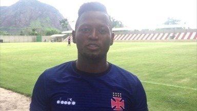 Vasco joga contra o Boavista no Kleber Andrade em Cariacica, ES - Jogo é válido pelo Campeonato Carioca.