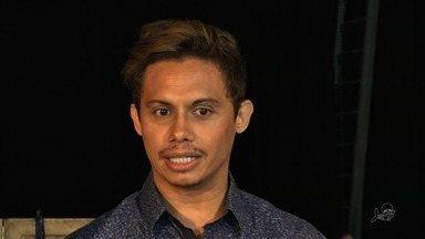 CETV entrevista o ator cearense Silvero Pereira - Ator está com uma peça de teatro com espetáculo trans.