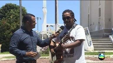 Cantor Alex Sant'anna participa do SE1 deste sábado - Ele faz show em Aracaju.