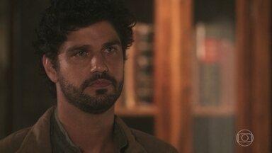 Inácio explica sentir que precisar voltar ao Brasil - Ele quer recomeçar a vida de onde parou