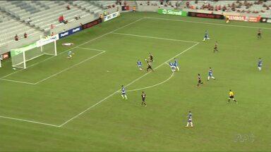 Atlético vence União na abertura do segundo turno do campeonato paranaense - Domingo tem futebol ao vivo na RPC. A partir das cinco da tarde Coritiba enfrenta o Maringá.