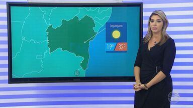 Confira a previsão do tempo para o fim de semana em Salvador - Saiba como fica o tempo no estado.