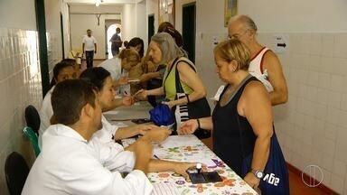 Confira como foi o Dia D contra a febre amarela na Região Serrana do Rio - Campanha ocorreu neste sábado (3).