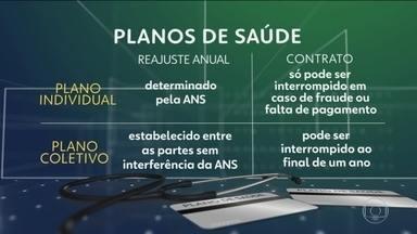 Brasileiros encontram dificuldades para conseguir um plano de saúde individual - Projetos na Câmara e no Senado querem aumentar a oferta de planos de saúde individuais.