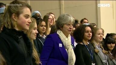 Os 100 anos do direito ao voto feminino no Reino Unido
