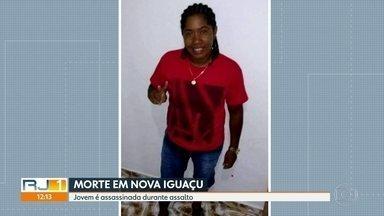 Mototaxista é assassinada por passageiro em Nova Iguaçu - Francilene Lobato de Assis, de 34 anos, também trabalhava como técnica de enfermagem.