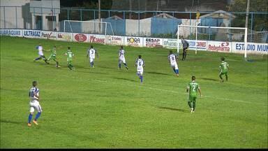 Desportiva e Nacional de Patos empatam em jogo no Sílvio Porto - Estreia dos dois times no quadrangular da morte do Campeonato Paraibano acabou em 1 a 1.