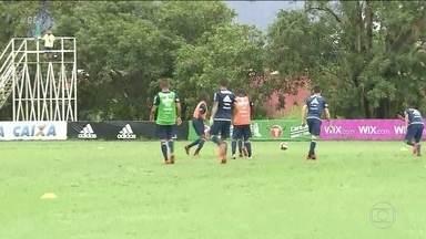 Flamengo enfrenta o Macaé com time alternativo pelo Campeonato Carioca - Flamengo enfrenta o Macaé com time alternativo pelo Campeonato Carioca