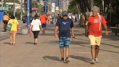 Funceme explica a volta repentina do calor em Fortaleza - Saiba mais em g1.com.br/ce