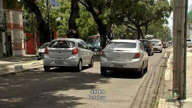 Avenida Dom Manuel passa por obras de recapeamento - Saiba mais em g1.com.br/ce