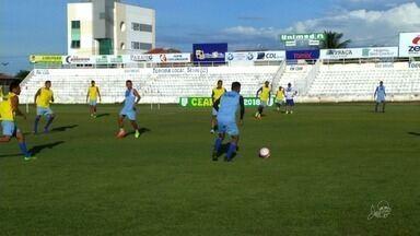 Iguatu se prepara para enfrentar o Floresta pelo Campeonato Cearense. - Jogo acontece neste sábado.