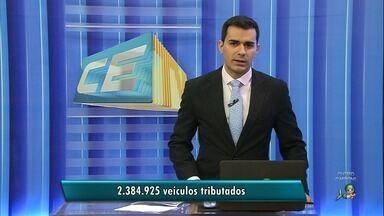 Segunda parcela do IPVA no Ceará deve ser paga até esta sexta - Confira mais notícias em G1.globo.com/ce