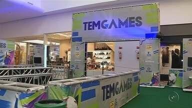 TEM Games acontece neste fim de semana em Rio Preto - Cerca de 400 participantes são esperados para o TEM Games em Rio Preto, que acontece neste fim de semana em um shopping da cidade.