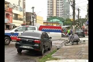 Polícia investiga a morte do líder de uma torcida organizada do Remo em Belém - Ele foi assassinado a tiros na saída de uma reunião sobre a segurança do Re x Pa de domingo.
