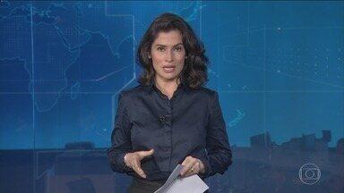 Jornal Nacional - Íntegra 12 Março 2018 - As principais notícias do Brasil e do mundo, com apresentação de William Bonner e Renata Vasconcellos.