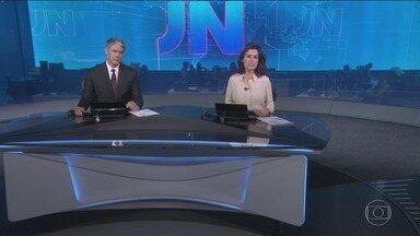 Jornal Nacional - Íntegra 13 Março 2018 - As principais notícias do Brasil e do mundo, com apresentação de William Bonner e Renata Vasconcellos.