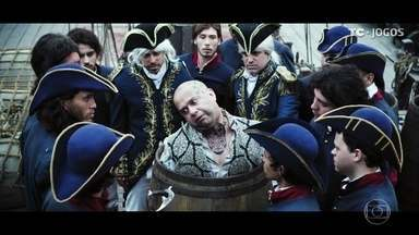 Pula Pirata - O Filme - Marujos, temos um invasor!