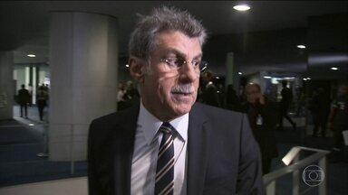 Romero Jucá vira réu em ação penal no Supremo por corrupção passiva e lavagem de dinheiro - É a primeira denúncia recebida pelo Supremo com base na delação premiada de executivos da Odebrecht.